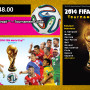 2014 FIFA World Cup Brazil™ - Gold Package - US$48.00