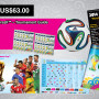 2014 FIFA World Cup Brazil™ - Platinum Package - US$63.00