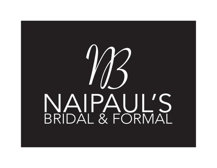 Naipaul's Bridal & Formal - Logo