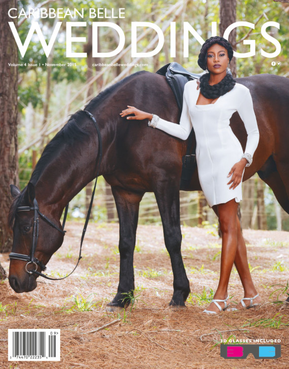 Caribbean Belle WEDDINGS Magazine - Volume 4 Issue 1
