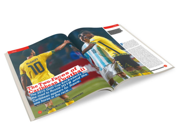 PLAY Caribbean Sports Magazine
