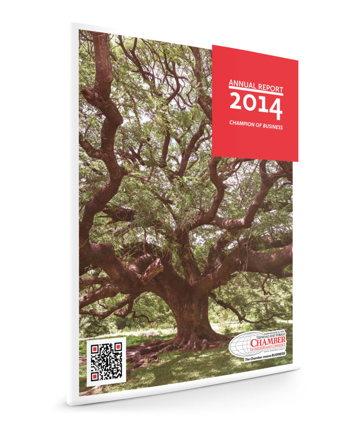 Trinidad and Tobago Chamber of Industry and Commerce - Annual Report 2014