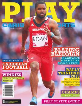 PLAY Caribbean Sports Magazine - Volume 2 Issue 1
