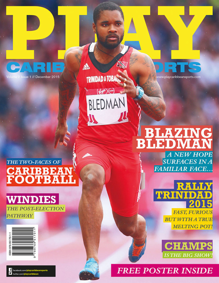 PLAY Caribbean Sports Magazine - Volume 2 Issue 1