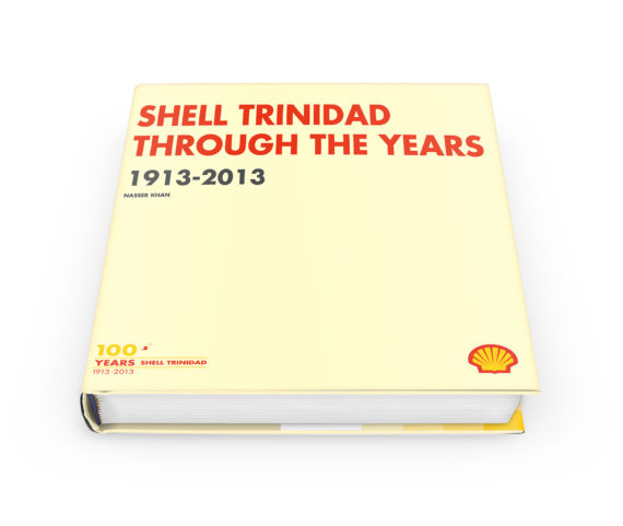 Shell Trinidad through the years - 1913-2013
