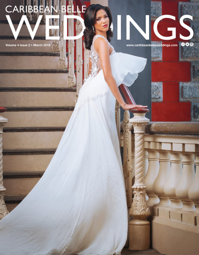 Caribbean Belle WEDDINGS - Volume 4 Issue 2