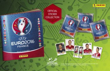 UEFA EURO 2016 - Official Licensed Sticker Album