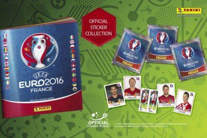 UEFA EURO 2016 - Official Licensed Sticker Album