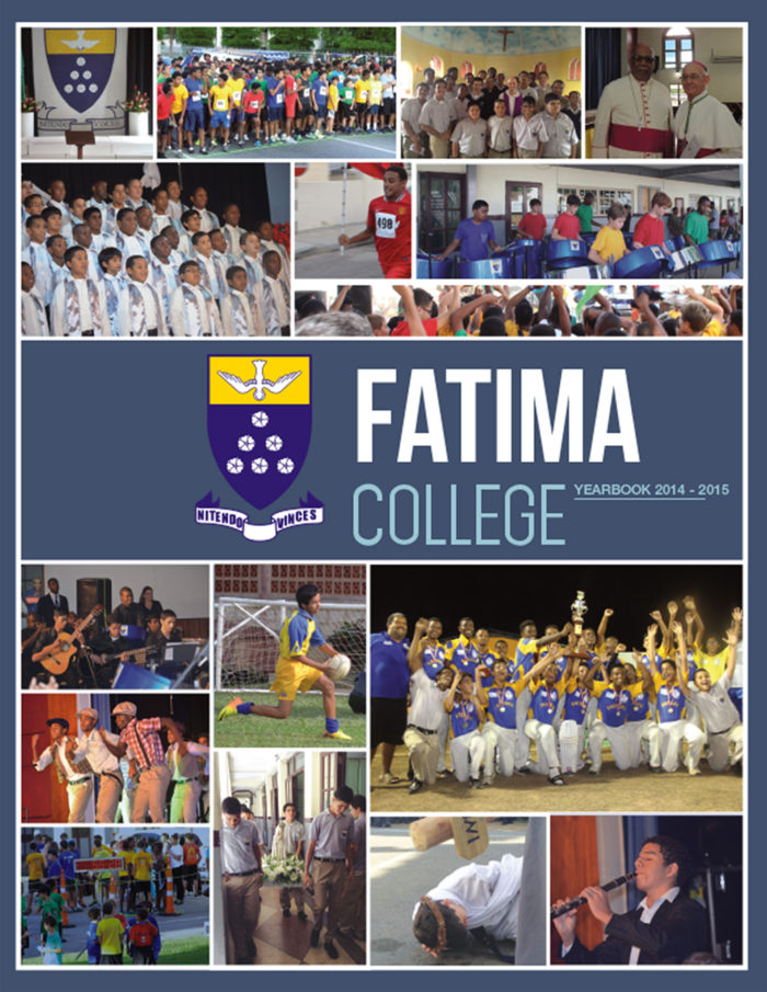 Fatima College - 2014 - 2015 Yearbook