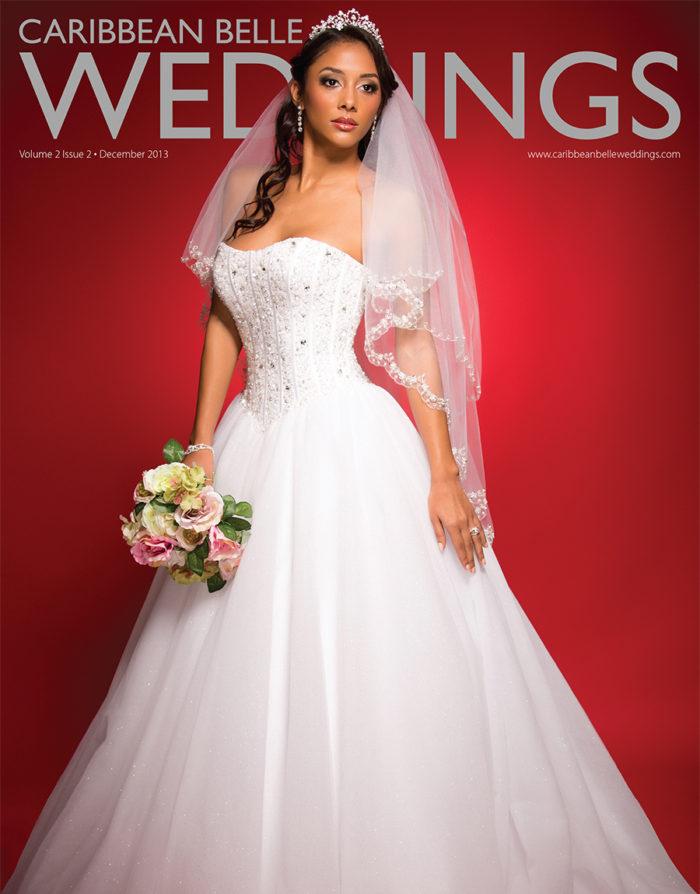 Caribbean Belle WEDDINGS Magazine