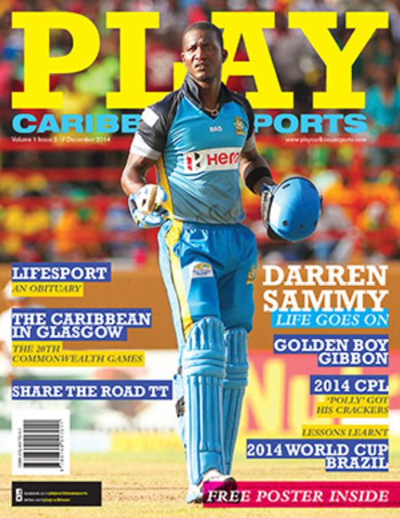 PLAY Caribbean Sports - Vol 1 Iss 2