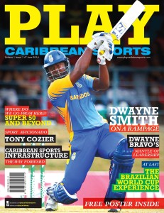 PLAY Caribbean Sports - Volume 1 Issue 1