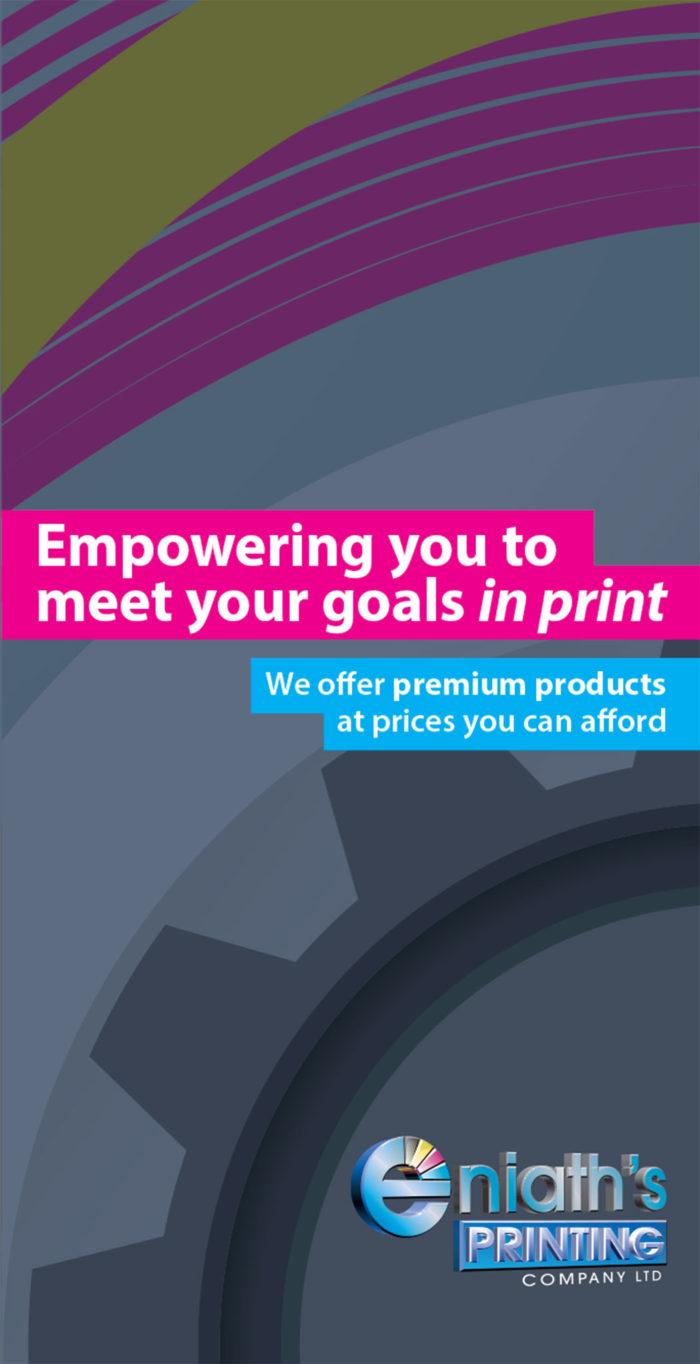 Eniath's Printing Co. Ltd. - Brochure