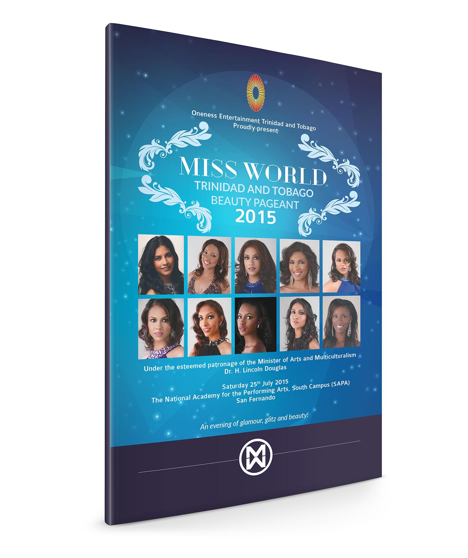 Miss World Trinidad and Tobago 2015