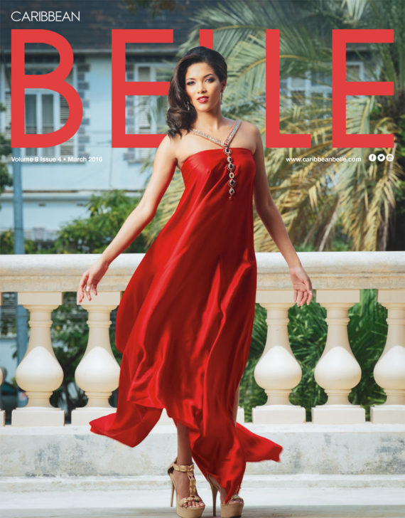 Caribbean Belle - Volume 8 Issue 4