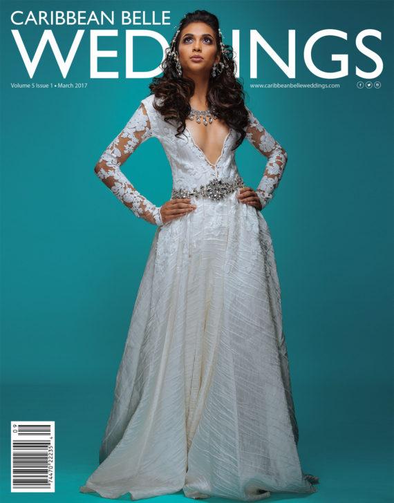 Caribbean Belle WEDDINGS - Volume 5, Issue 1