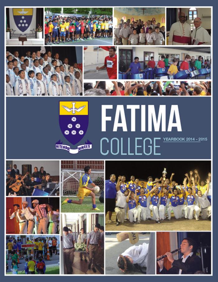Fatima College - 2014 - 2015 Yearbook